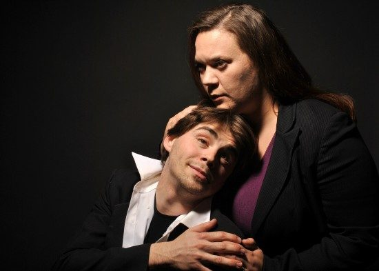 Fringe Review: Caught in Dante's Fifth: Caught in Dante's Fifth: The Naked Truth of Kindred Spirits