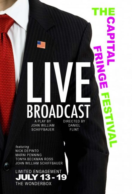 Fringe Review: Live Broadcast