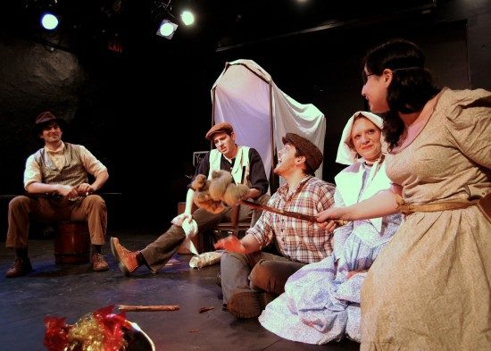 Fringe Review: The Oregon Trail: Quest for the West!