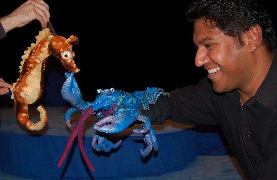 Fringe Review: Pascal's Aquarium