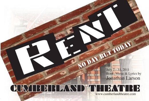 Rent at Cumberland Theatre