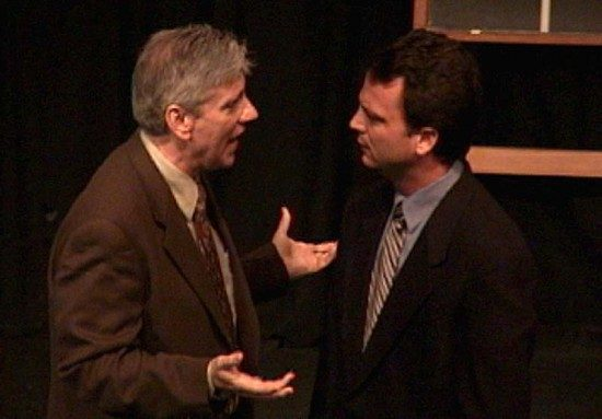 Fringe Review: David Mamet's Glengarry Glen Ross