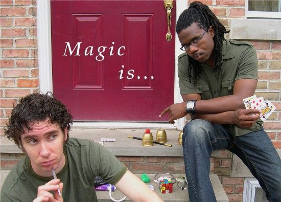 Fringe Review: How to Write a Magic Show