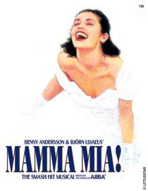 Mamma Mia! at The Filene Center at Wolf Trap