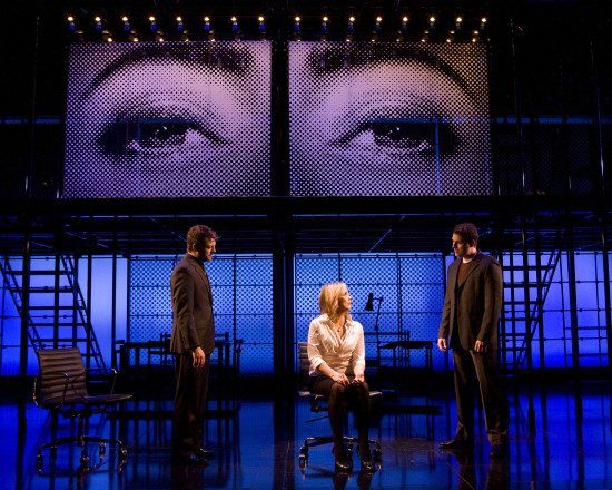 Next to Normal at The Eisenhower Theater at The Kennedy Center