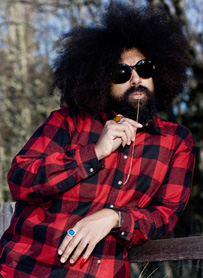 Reggie Watts Live in Concert at Woolly Mammoth Theatre Company