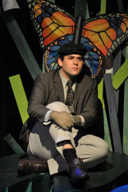 A Year With Frog and Toad at Kensington Arts Theatre