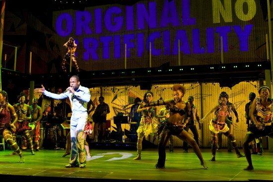 FELA! at Shakespeare Theatre Company