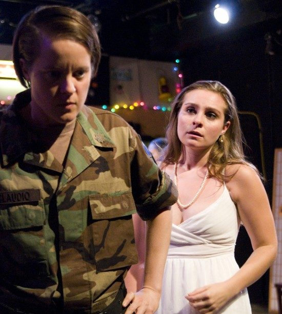 Much Ado About Nothing at Taffety Punk Theatre Company