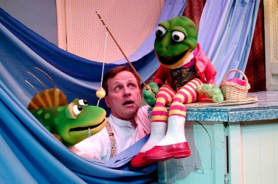 Tales of Beatrix Potter at The Puppet Co.