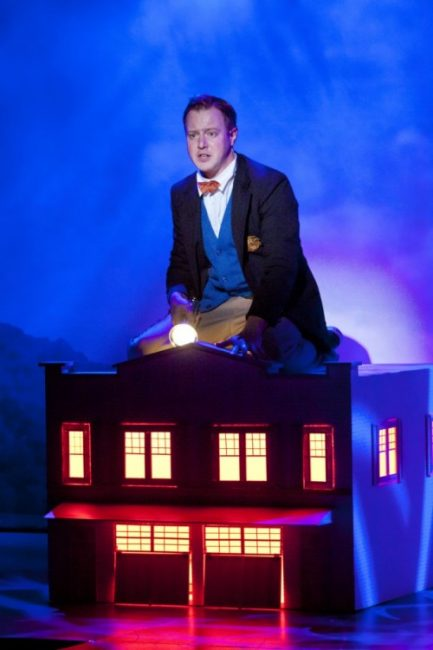 The Boy Detective Fails at Signature Theatre