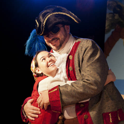 The Pirates of Pelican Point at Maryland Ensemble Theatre