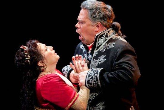 Tosca at Washington National Opera