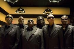 Blind Boys of Alabama at Javelina Studio July 22, 2010, in Nashville, TN.