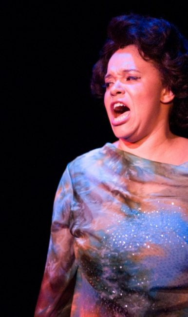 Theatre Kibbitz: Crystal Freeman on Playing Effie White in 'Dreamgirls' at Toby's Baltimore