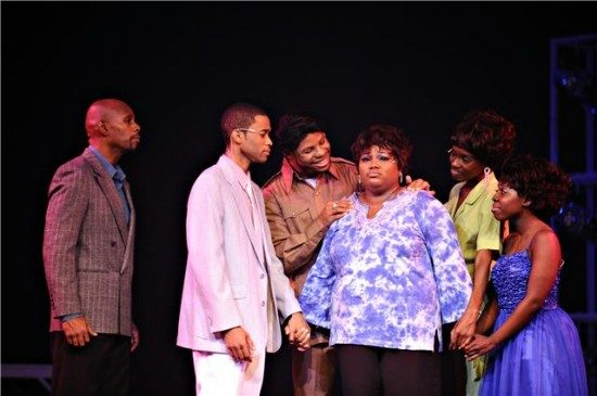 Dreamgirls at Riverside Center Dinner Theater