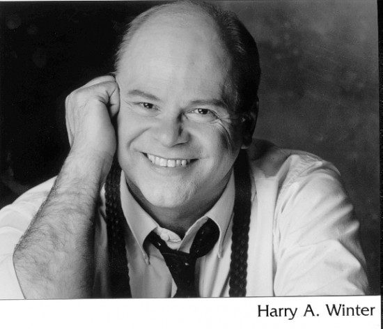 'A Quick 5' With Harry Winter