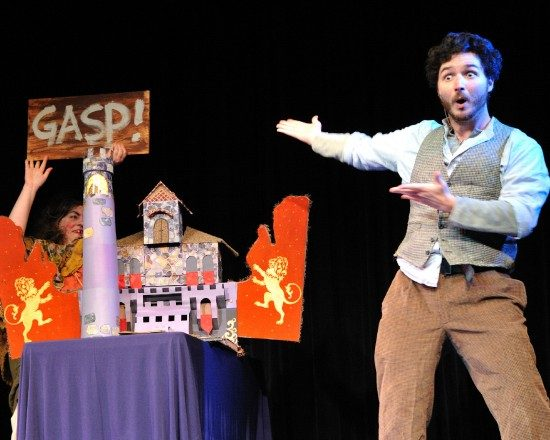 Playhouse Puppetry Slam at The Puppet Co.