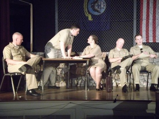 A Few Good Men at The Heritage Players