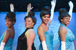 Dreamgirls at Toby's Dinner Theatre of Baltimore