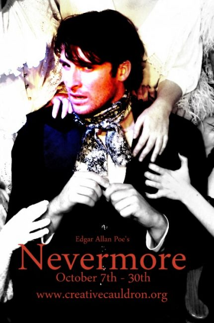 Theatre Kibbitz: Matt Conner on Directing 'Nevermore' at Creative Cauldron at ArtSpace Falls Church