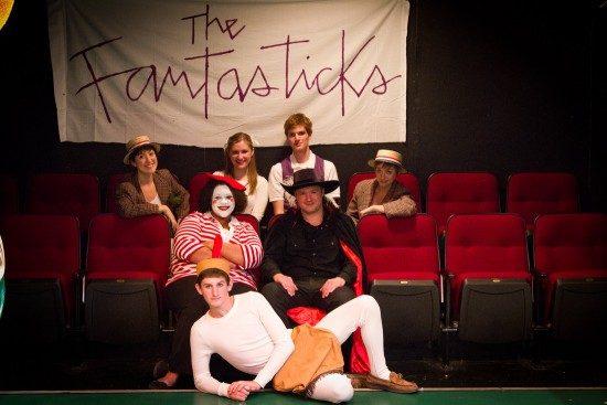 The Fantasticks at Spotlighters Theatre