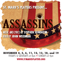 Assassins at St. Mark's Players
