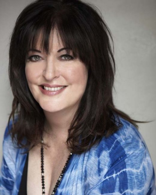 'A Quick 5' With Ann Hampton Callaway