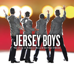 Jersey Boys Cast to Host 'Rock Like A Man' Benefit on Monday, November 28, 2011 at 7:30 PM at DC Improv
