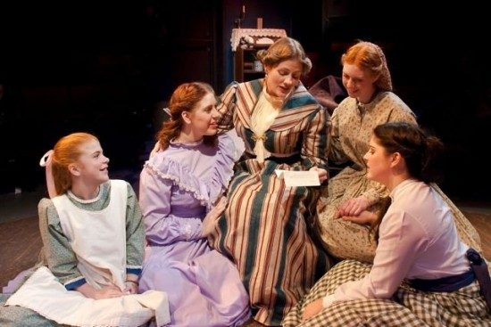 Little Women at The Colonial Players