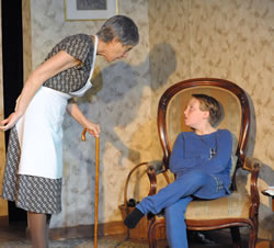 Lost in Yonkers at Compass Rose Studio Theater