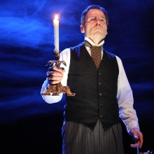 Theatre Kibbitz: Paul Morella on Performing 'A Christmas Carol: A Ghost Story of Christmas' at Olney Theatre Center
