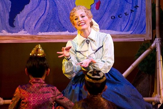 On the Road: The King and I at Walnut Street Theatre