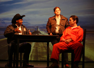 The Laramie Project at the University of Maryland Baltimore County