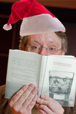 Rep Stage's Michael Stebbins on Reading David Sedaris' 'Holidays on Ice