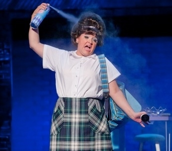 Theatre Kibbitz: She Can't Stop That Beat! A Chat with Hairspray's Carolyn Cole
