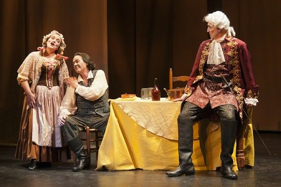 Le Roi et le fermier at Opera Lafayette