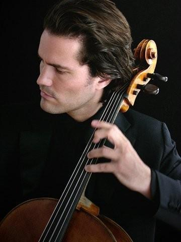 Zuill Bailey (Cello) and the National Philharmonic at Music Center at Strathmore
