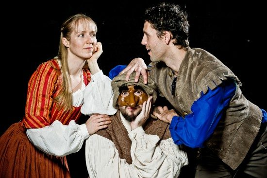 A Commedia Romeo and Juliet at Faction of Fools