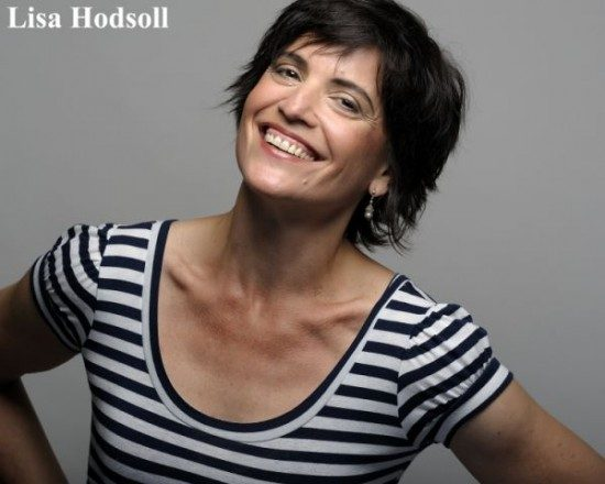 'A Quick 5' With Lisa Hodsoll
