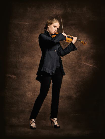 Julia Fischer at WPAS at the Sixth and I Historic Synagogue