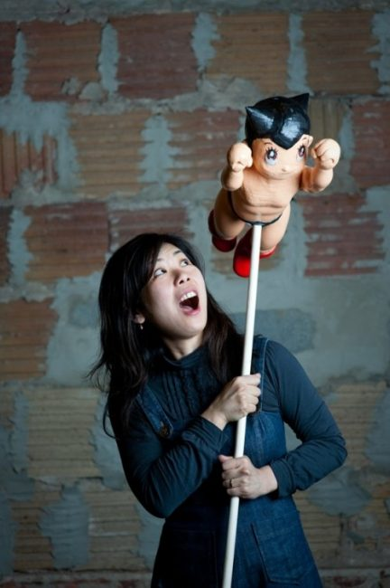 Astro Boy and the God of Comics at The Studio Theatre