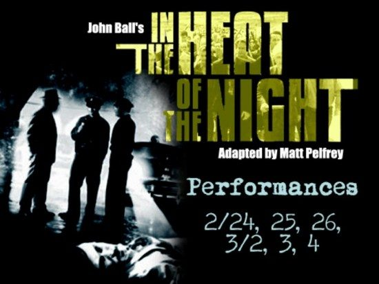 In the Heat of the Night at Tantallon Community Players