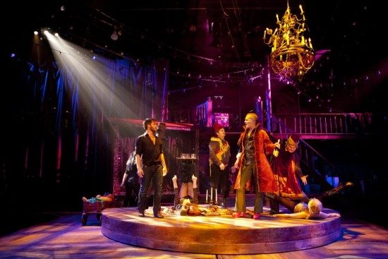 'Into the Woods' at Center Stage