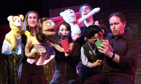 Theatre Review: 'Avenue Q' at Silhouette Stages