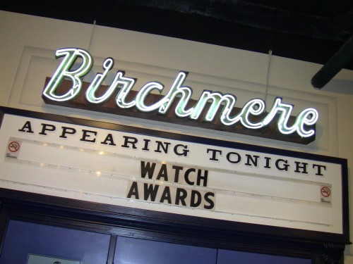 12th Annual WATCH Award Ceremony. Photo by Mark Beachy.