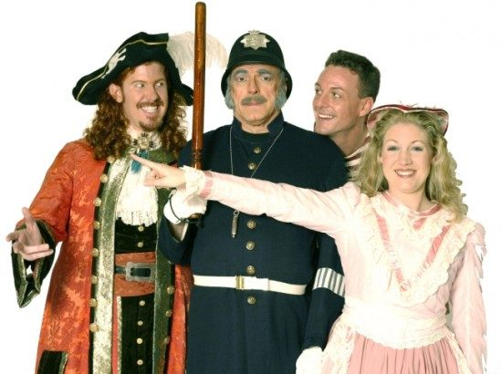 Theatre Review: The New York Gilbert and Sullivan Players' production of 'Pirates of Penzance' at Wolf Trap