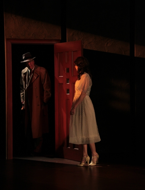 Theatre Review: 'Double Indemnity' at Round House Theatre