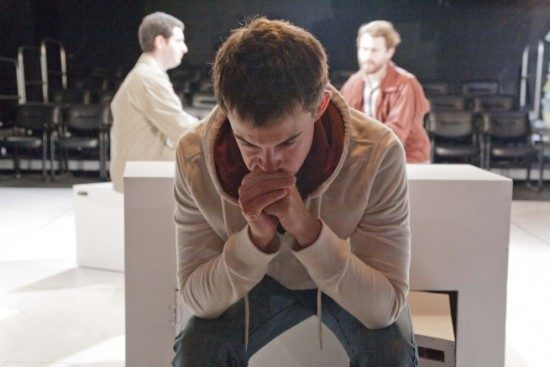 Theatre Review: 'Bobby Gould in Hell' at American Ensemble Theater