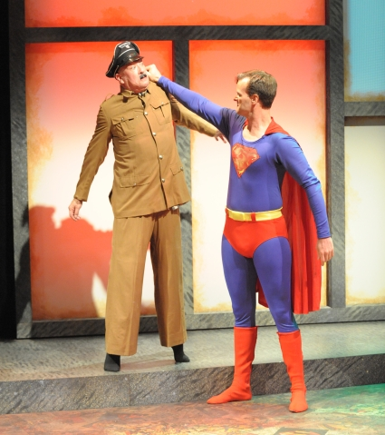 Theatre Review: 'The History of Invulnerability' at Theatre J